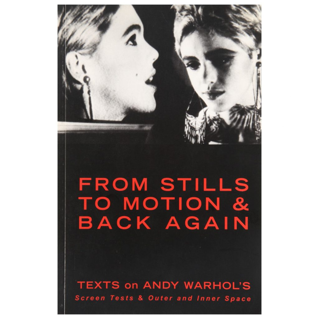 From Stills to Motion & Back Again, exhibition publication