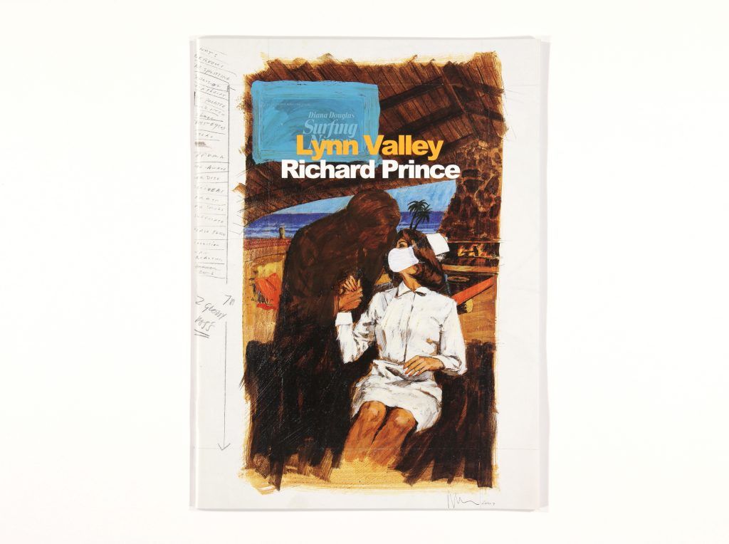 Lynn Valley 1: Richard Prince