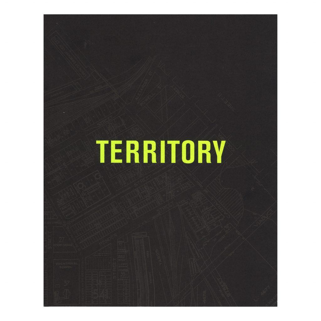 Territory exhibition publication
