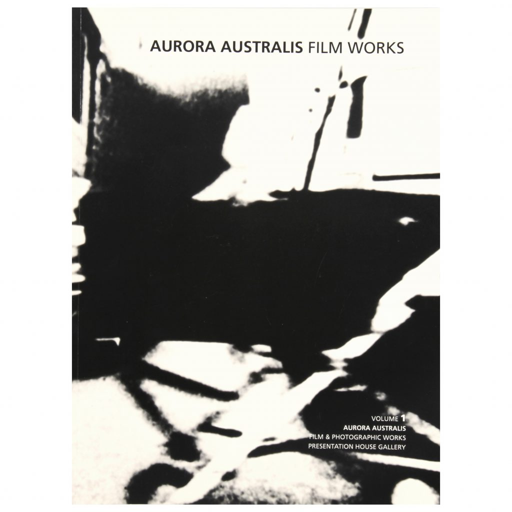 Aurora Australis: Fillm Works, exhibition publicition Part 2