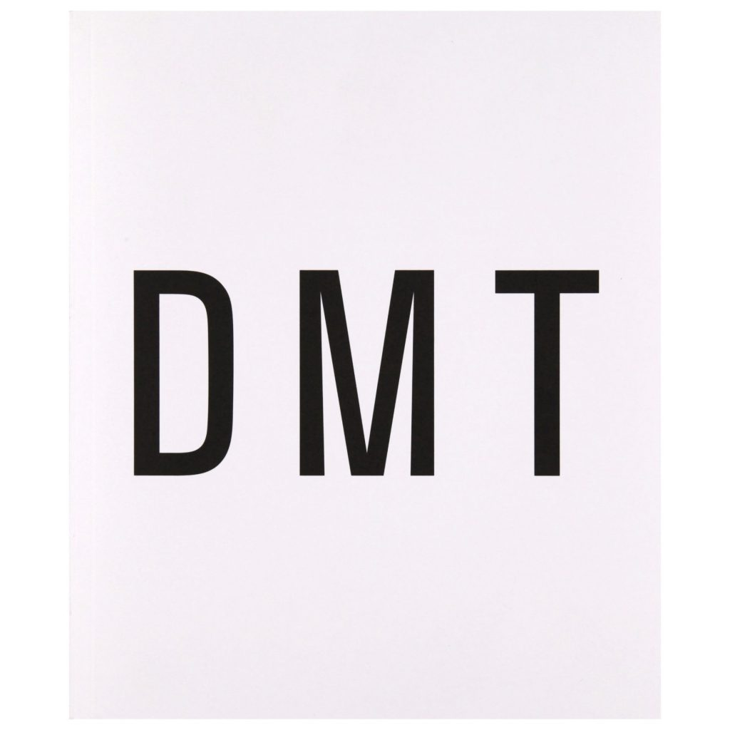 DMT, Jeremy Shaw exhibition publication