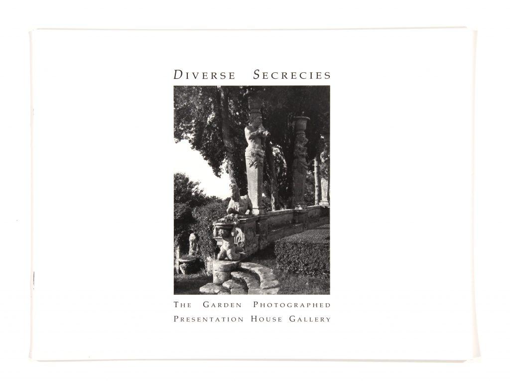 Diverse Secrecties exhibition publication- Out of Print