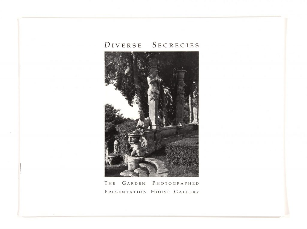 Diverse Secrecties exhibition publication- Out of Print