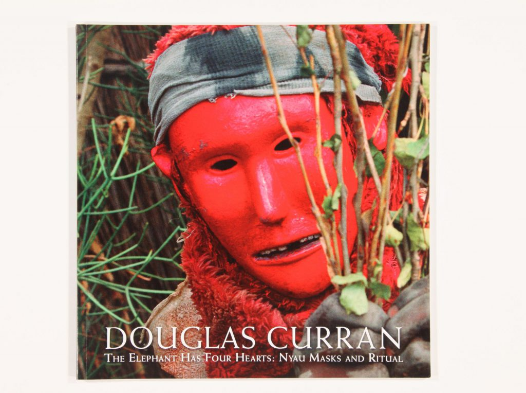 Douglas Curran, The Elephant Has Four Hearts exhibition publication