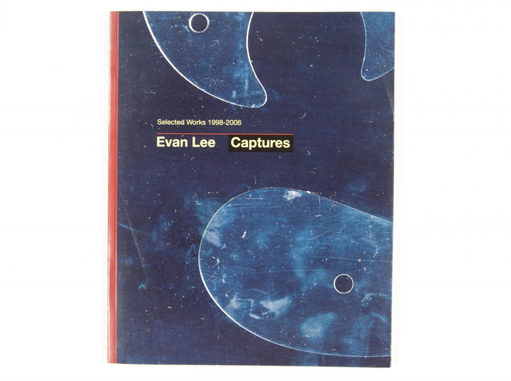 Evan Lee Captures exhibition publication