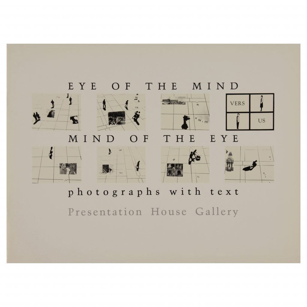 Eye of the Mind exhibition publication