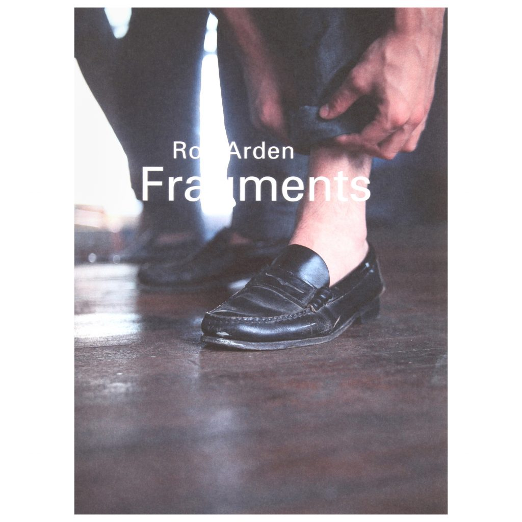 Fragments, Roy Arden, exhibition publication