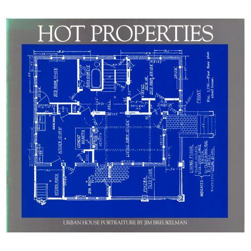 Hot Properties: Urban House Portraiture by Jim Breukelman