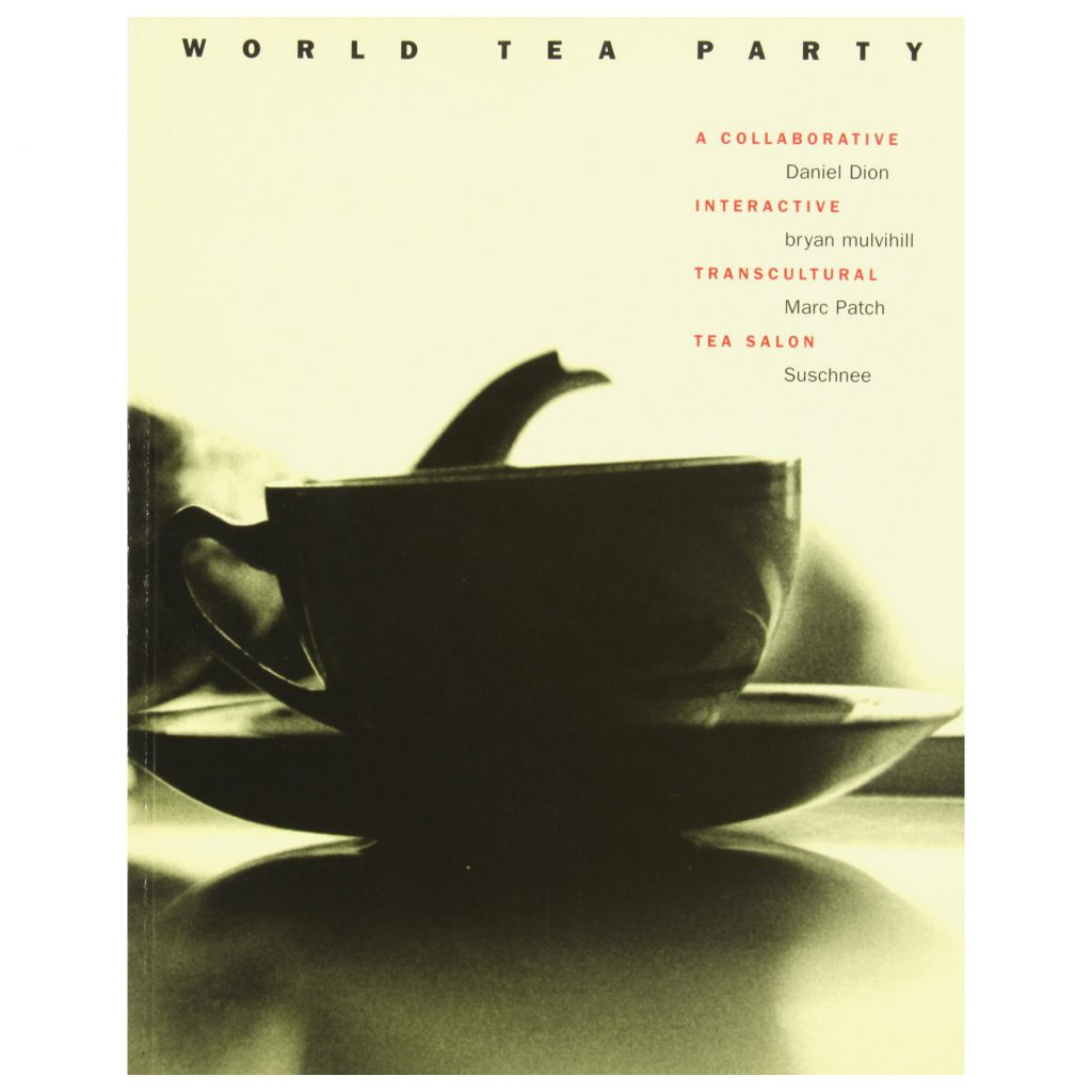 World Tea Party exhibition publication