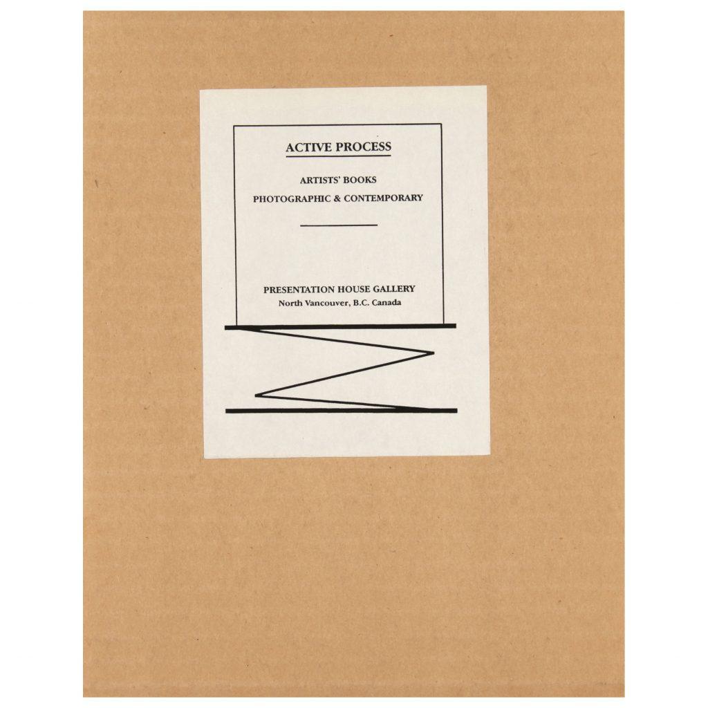Active Process exhibition publication