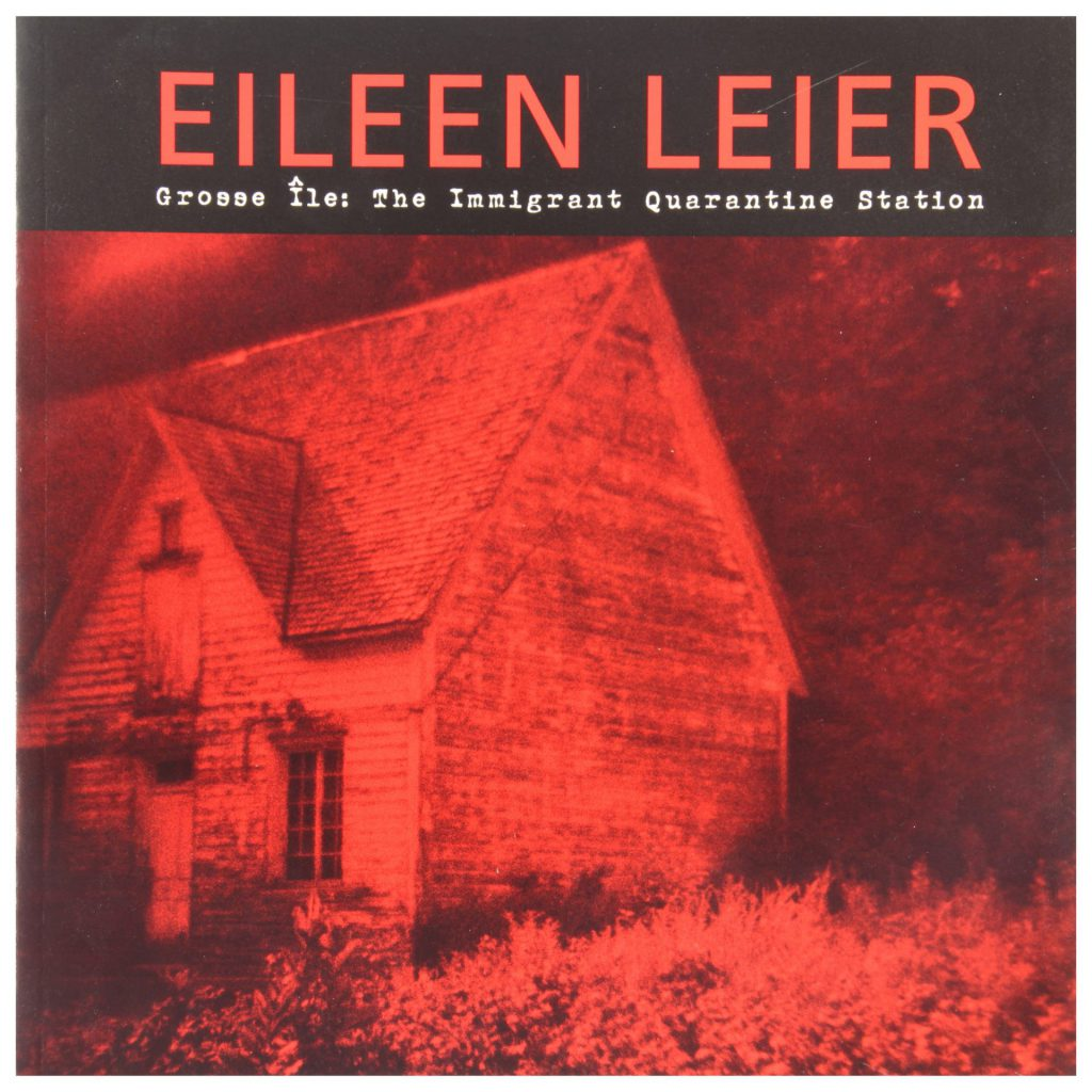 Eileen Leier exhibition publication