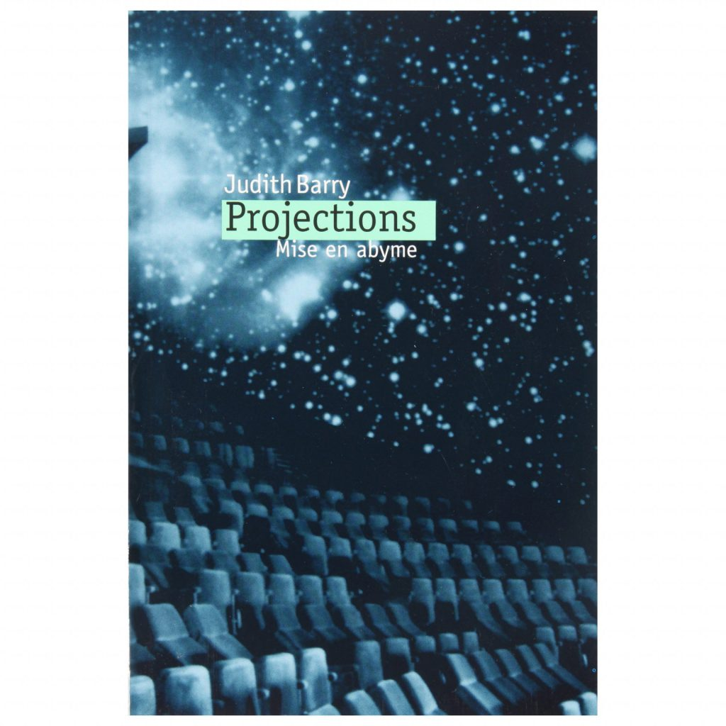 Judith Barry Projections, exhibition publication