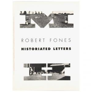 Robert Fones: Historiated Letters