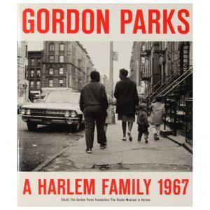 Gordon Parks: Harlem Family, 1967