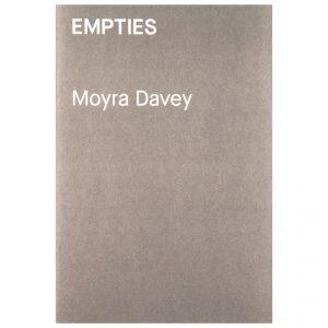 Moyra Davey: Empties