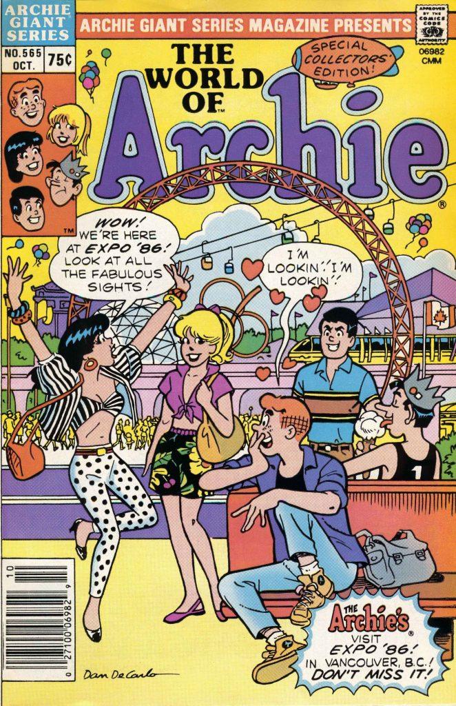 #16 (Archie)