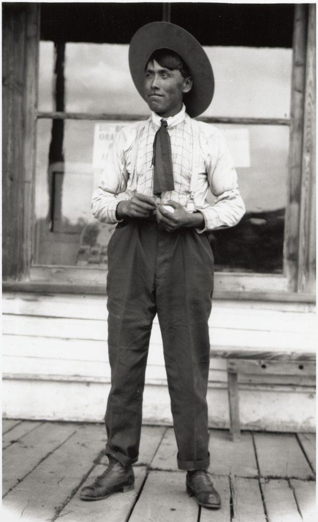 Moffat Harris (Nazko). C.1910s.
