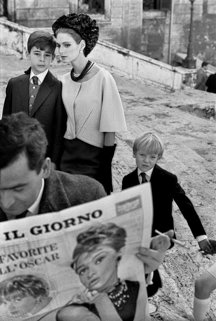1962, Harper's Bazaar, Rome, Deborah Dixon