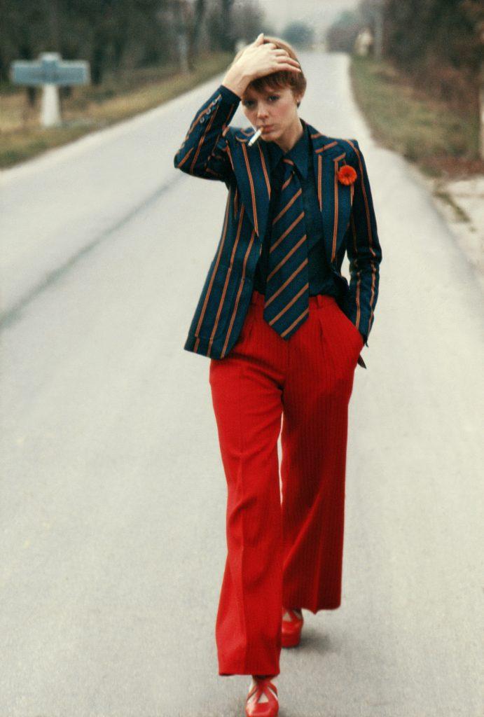 1972, Armenonville, France, Pret-a-porte, Vogue France