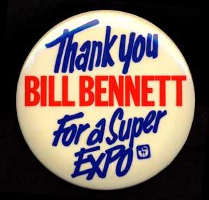#25 (Thank You Bill Bennett)