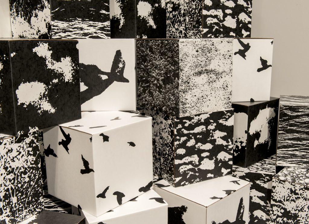 Michael de Courcey, Untitled 1970  (detail)