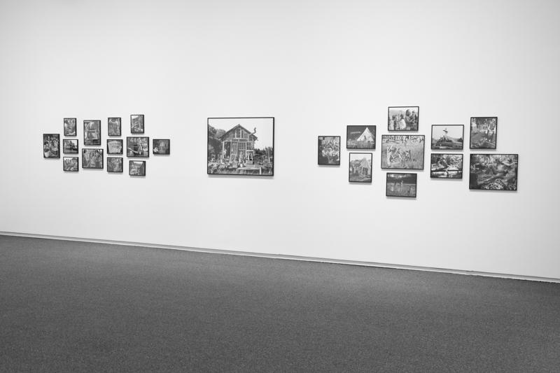 Bruce Stewart, Pleasure Faire, 1972 install