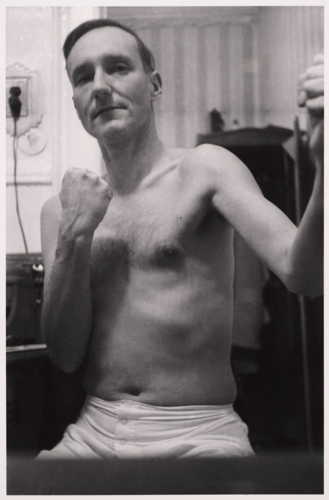 William S. Burroughs, New York City, 1953