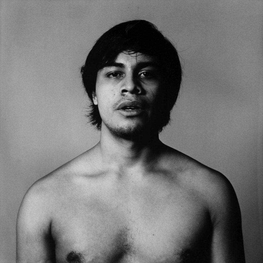 Peter Hujar, Manny Vasquez, 1980