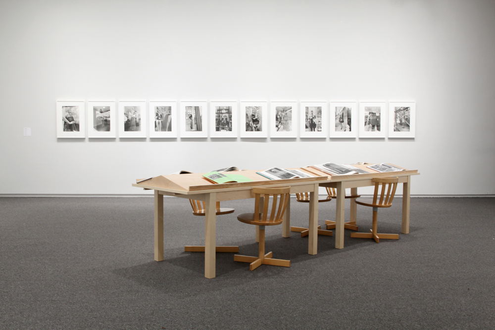 Lee Friedlander: Thick of Things