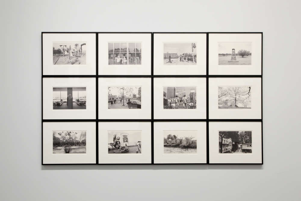 American Monuments, Lee Friedlander: Thick of Things