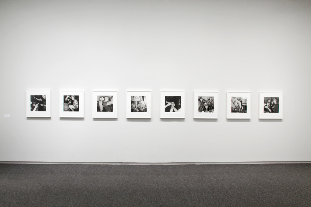 Blush, Sweat and Tears, Lee Friedlander: Thick of Things