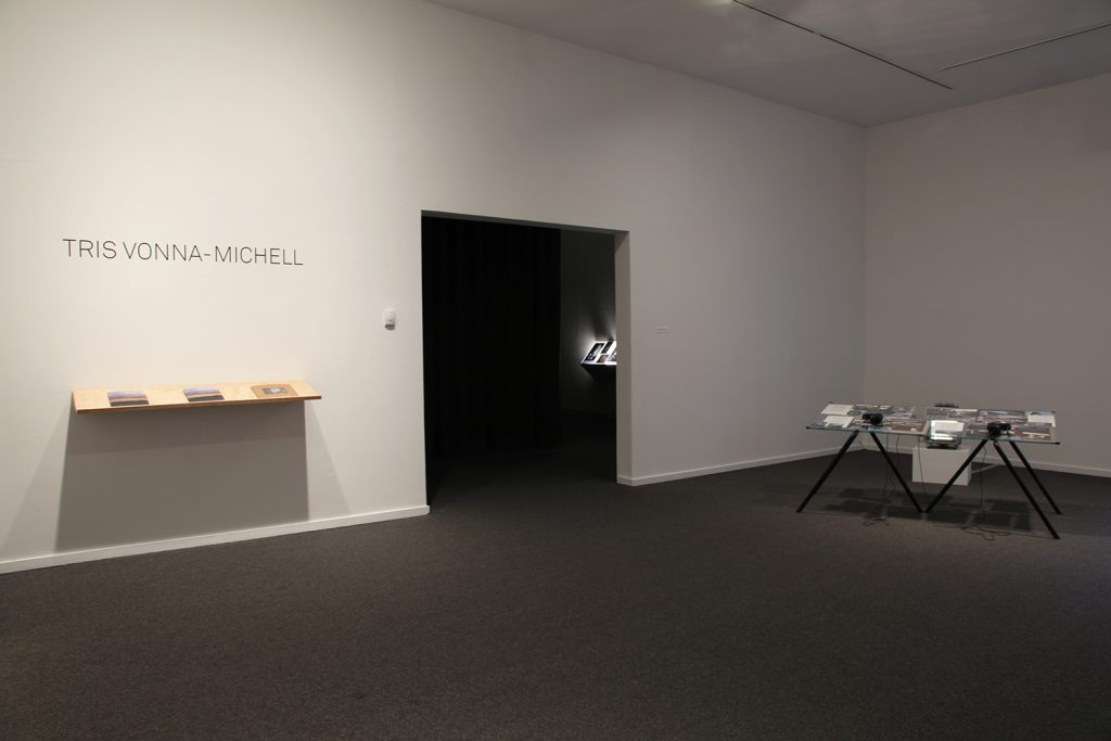 Tris Vonna-Michell (Centre Gallery)