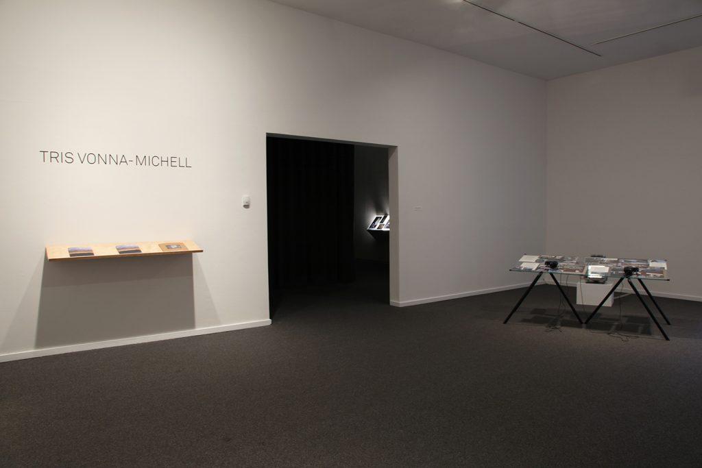Tris Vonna-Michell (Centre Gallery)