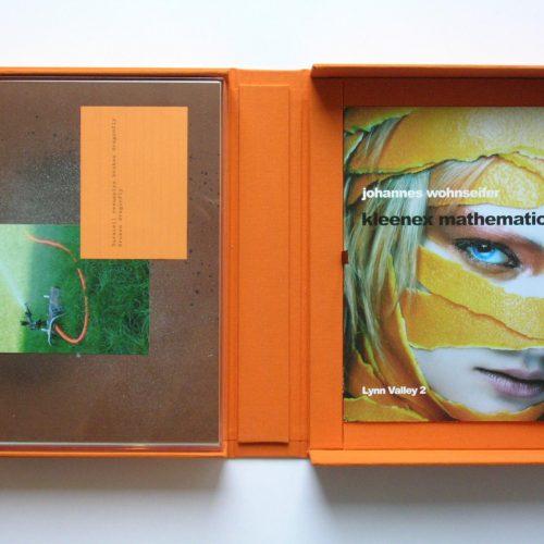 Johannes Wohnseifer, Untitled (Kleenex Mathematics)