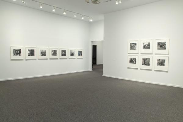 Liz Magor installation