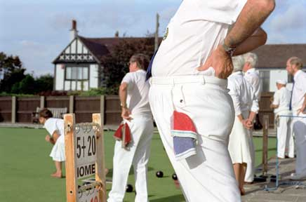 Martin Parr, Think of England