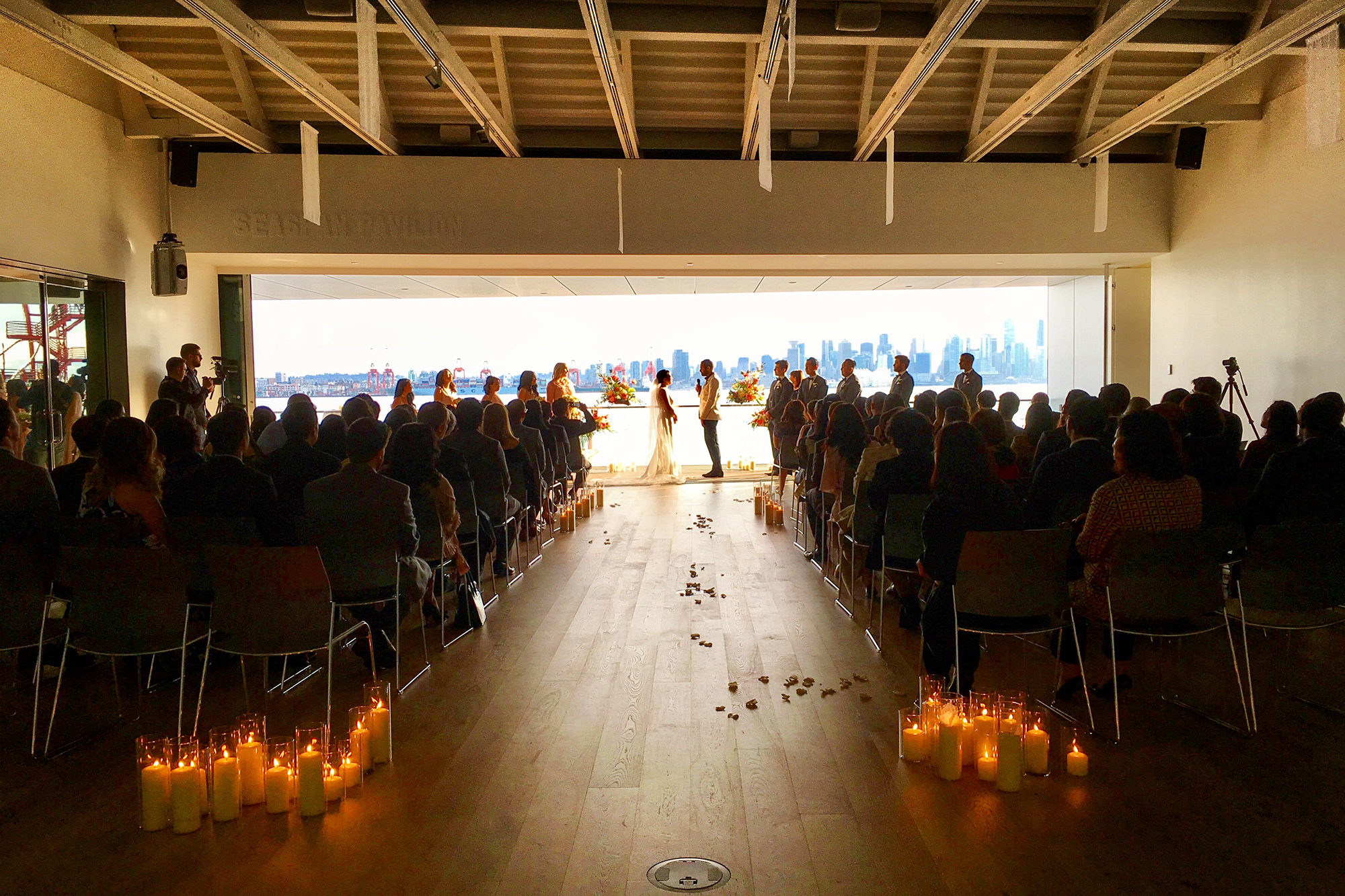 Seaspan_wedding ceremony