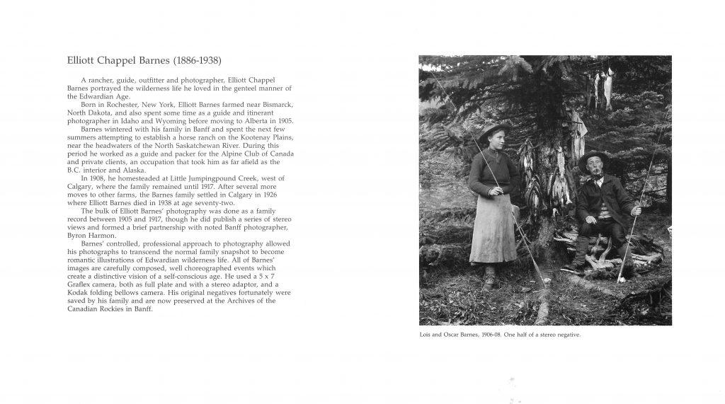 Exhibition brochure - page II