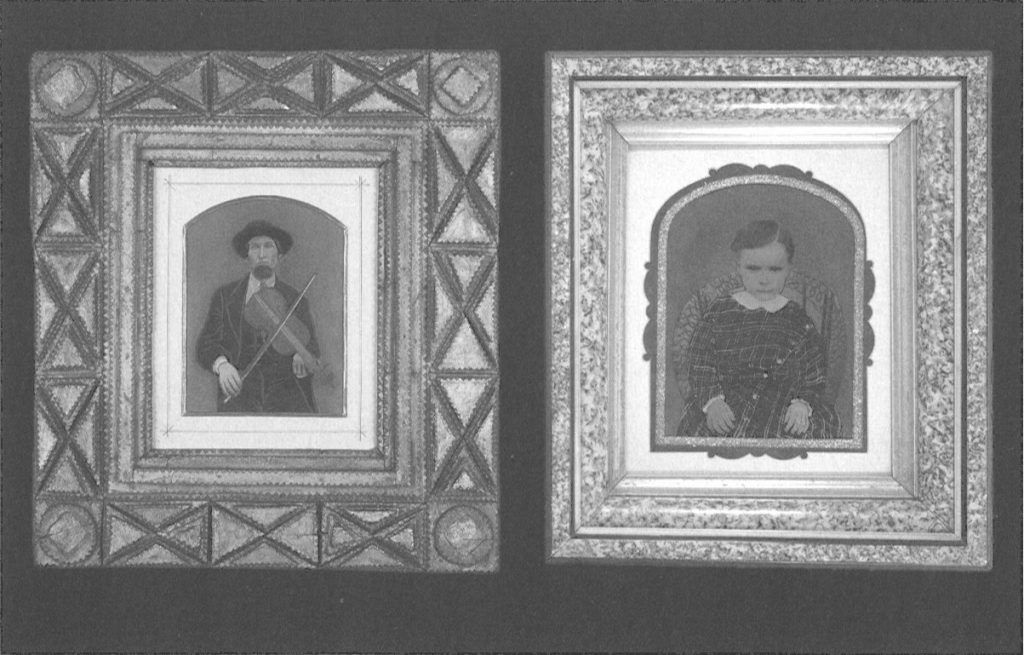 Forgotten Marriage, Gallery Invitation - front