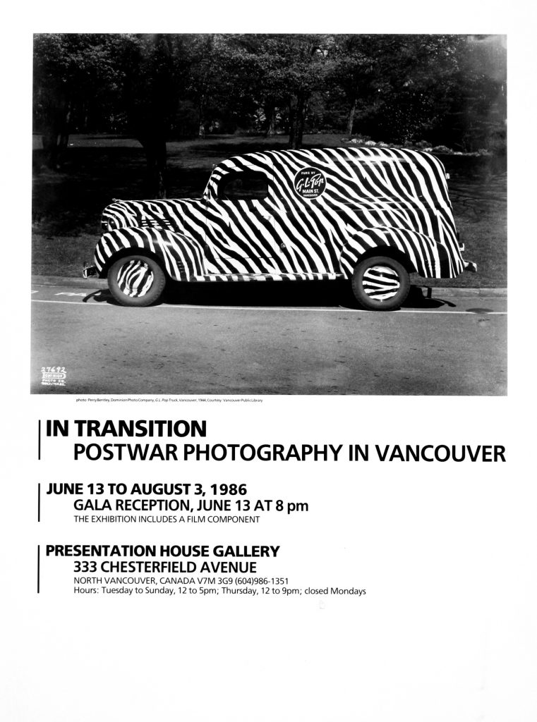 In transition, Gallery Invitation