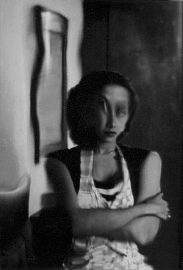 Man Ray, Ady, c. 1930, gelatin silver print