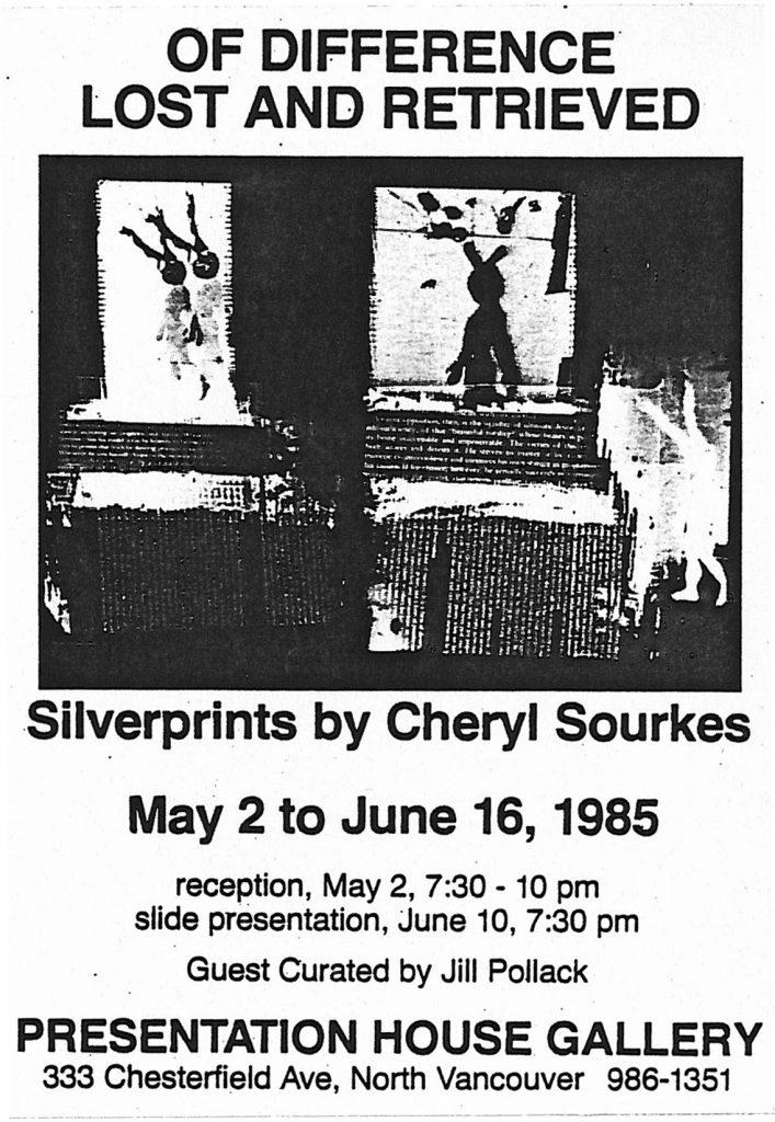 Sourkes, Gallery Invitation