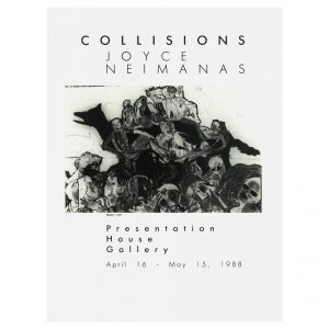 Joyce Neimanas: Collisions