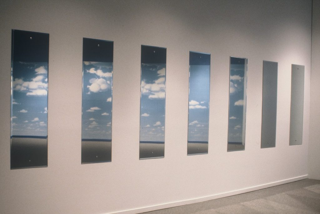 Vikky Alexander, Cloud Room, 1992