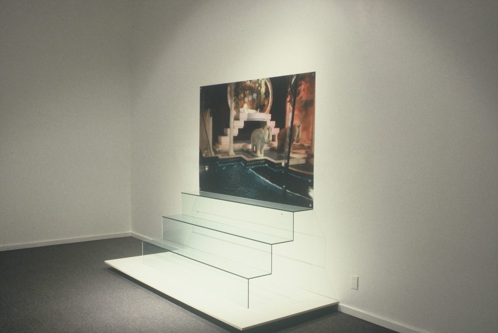 Vikky Alexander, Crystal World, 1995