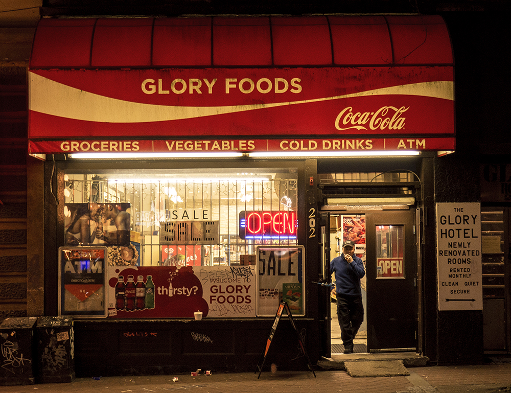 "Niels Lucke, ""Glory Foods"" 2017 (Honourable Mention)"
