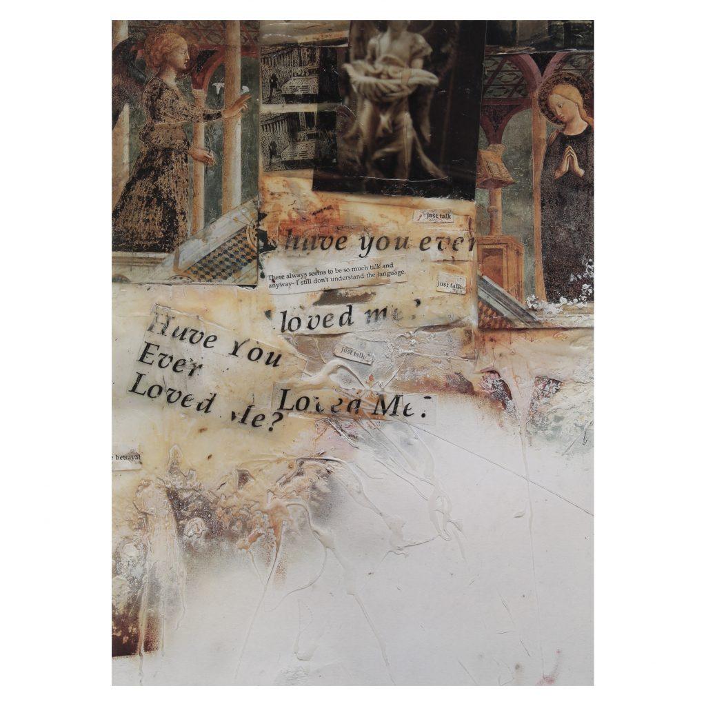 have You Ever Loved Me - Joey  Morgan exhibition publication, oop