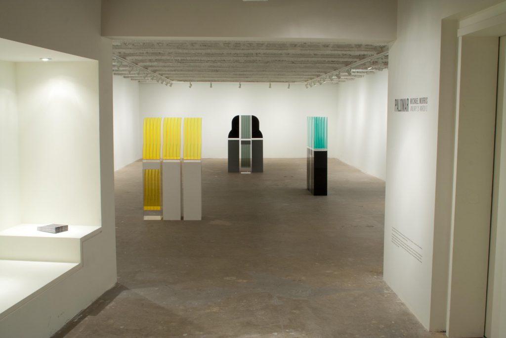 Palomar, installation view