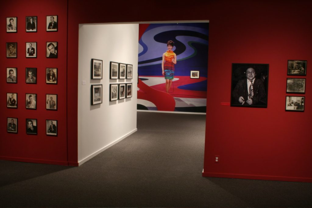 Installation view of Juliette and Friends