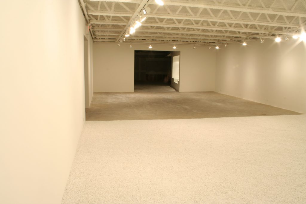 Room Divided, installation view 2